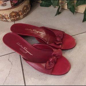 50% off 🔥Authentic Salvatore Ferragamo Sandals